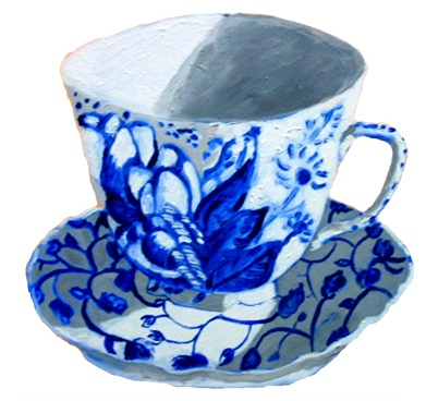 Delft Teacup