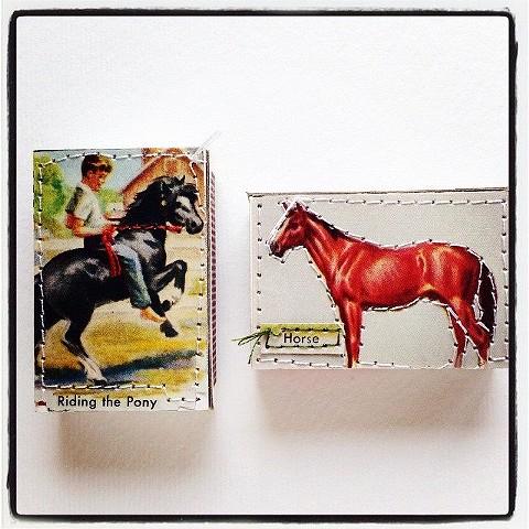 Riding the Pony & Horse~