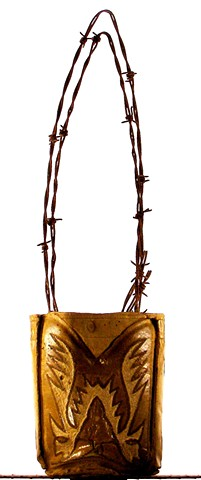 Boot Stitched Bonanza Bag $400.. Area61 2.15.2015