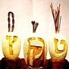 Hebrew Letter Eggs~