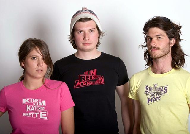 porn spam t-shirts, clive murphy