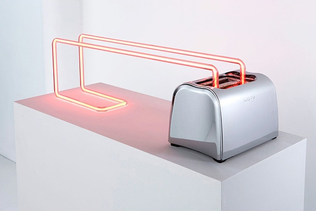 neon toaster, clive murphy