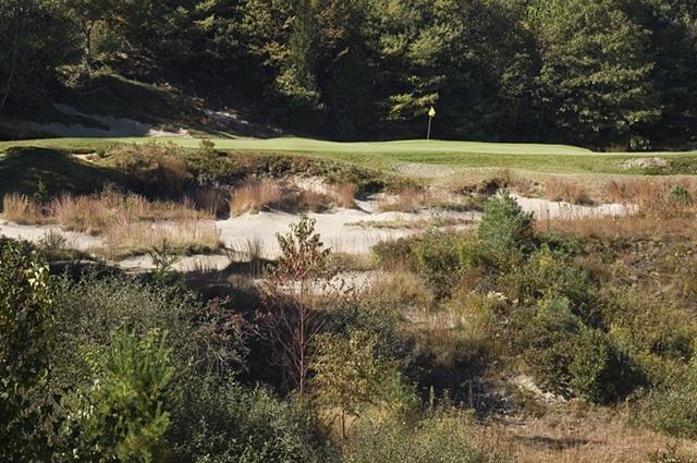 Boston Golf Club_6th, Hingham, MA