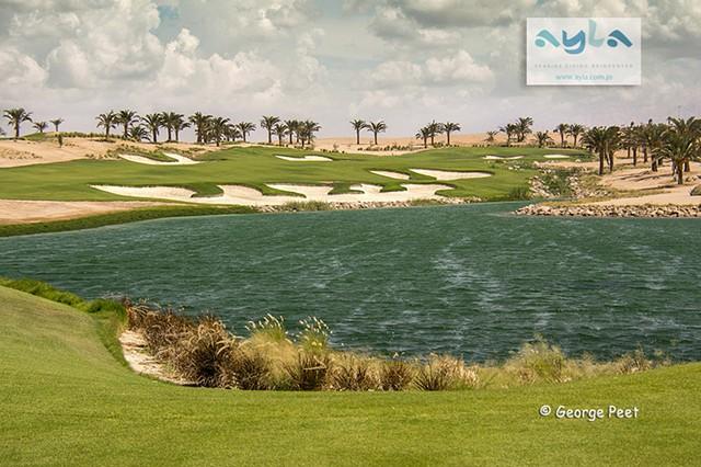 Ayla Resort, Aqaba, Jordan