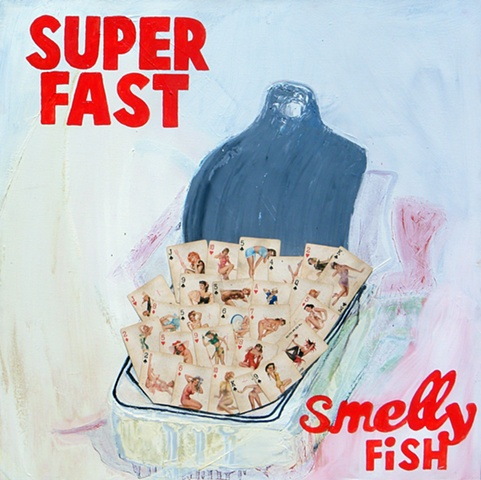 Super Fast Smelly Fish