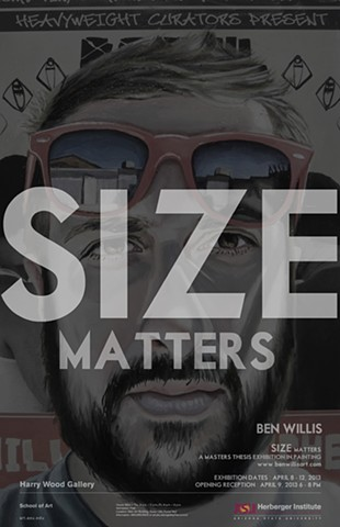 SIZE matters (poster)