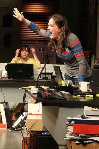 Featuring Virgina Kull, Amy Rosoff Playwrights Horizons ASSISTANCE Photos by Joan Marcus