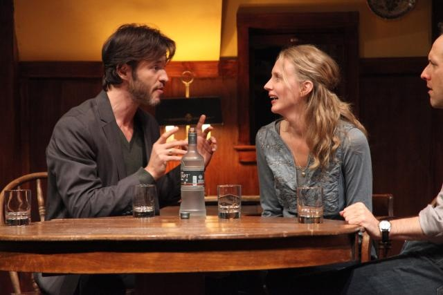 There Are No More Big Secrets. Written by Heidi Schreck. Directed by Kip Fagan. The Rattlestick Theatre. Photo by Sandra Coudert. 2010