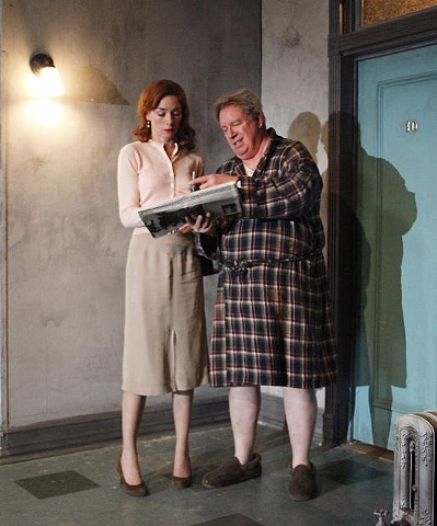 The Hallway Trilogy ROSE. Written and Directed by Adam Rapp Featuring Guy Boyd, Julianne Nicholson. 2011
