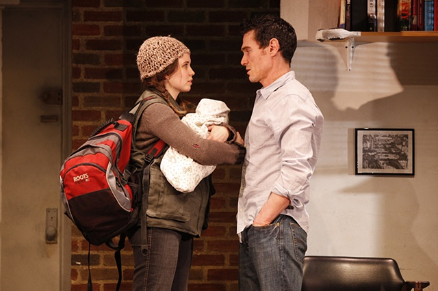 The Metal Children. Written and Directed by Adam Rapp. The Vineyard Theatre 2010