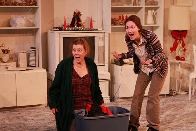 A Permanent Image. Written by Samuel D. Hunter. Directed by Kip Fagan. Boise Contemporary Theatre. 2011