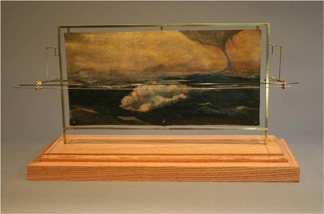 Winslow Homer, The Gulf Stream, James Volkert