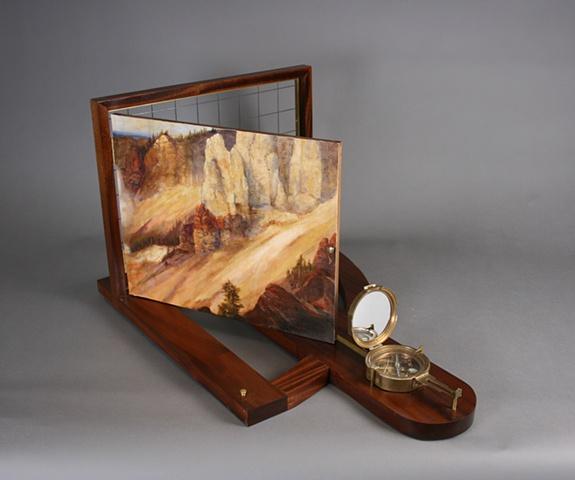 Thomas Moran, Grand Canyon of Yellowstone,
