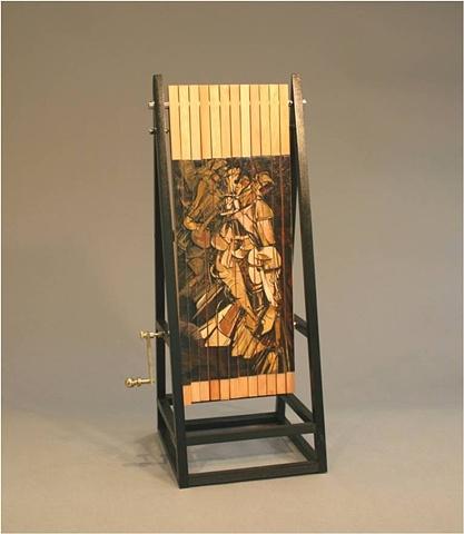 Dada, Nude descending a staircase, Duchamp