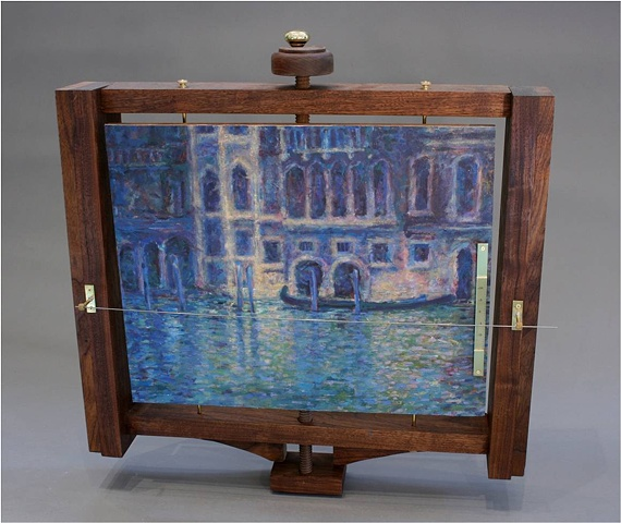 Palazzo da Mula, Claude Monet, James Volkert, water gauge