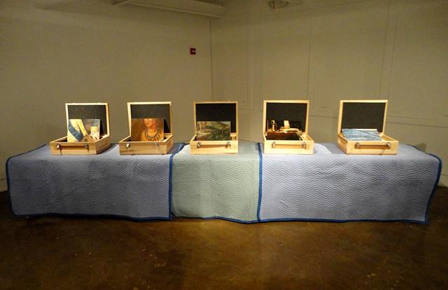 Crystal Bridges, Peale, Durand, Charles Bird King, Hartley, Eakins, Traveling Exhibition