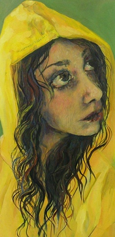 Brooke Wilkie oil on canvas 60cm x120cm