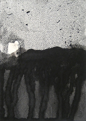 Untitled sumi study