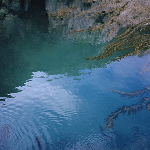 Big Sur Lagoon archival pigment print photograph by Chris Danes