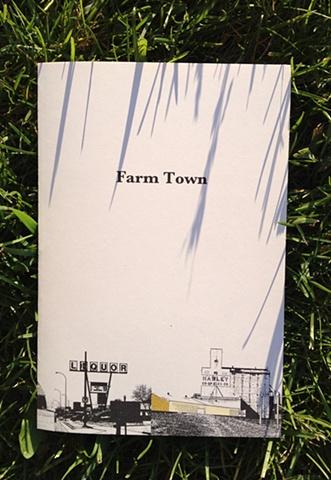 """""""Farm Town"""" by Ashley Farmer Illustrations by Meredith Lynn"""