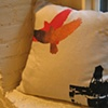 Brooklyn Hawk Euro Pillow