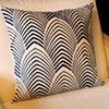 Navy Arches Pillow