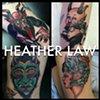 heathers tattoos