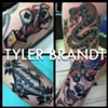 tylers tattoos