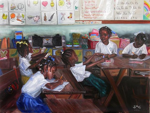 33. Classroom 1