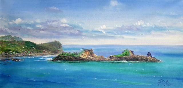 Dennery Coast