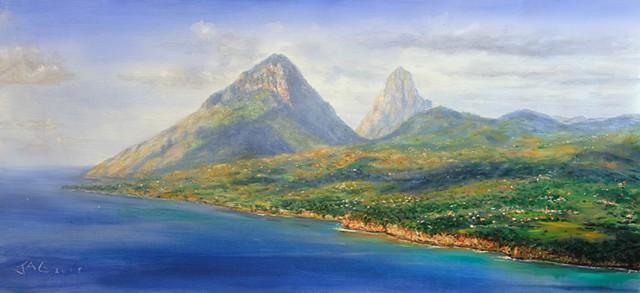 Southwestern Saint Lucia