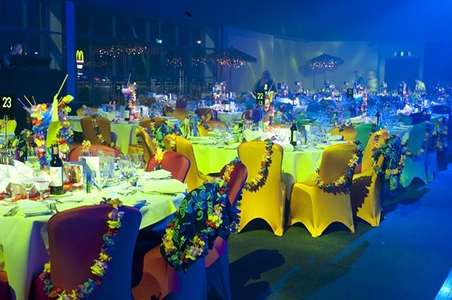 Tropical Paradise Dinner 2