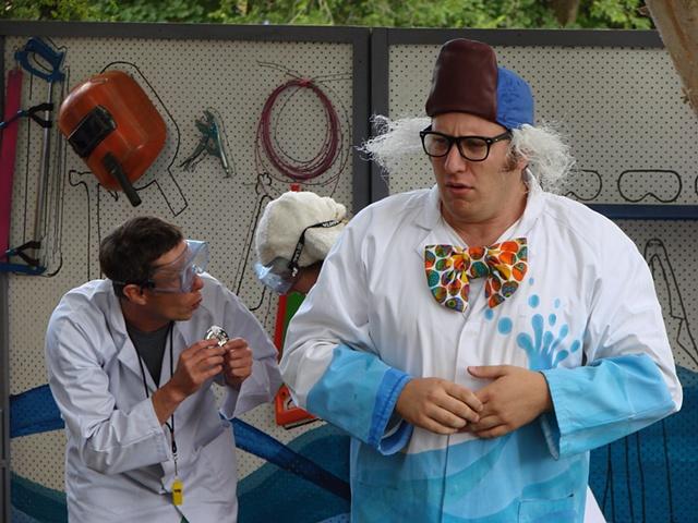 Once A Jolly Jumbuck. Professor Platypuss