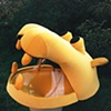 Money Spinner Mascot for Collex