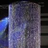 Crystal bead columns