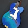 Blue Guitar for Jazz Festival
