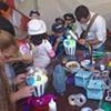 Moomba Peoples Float Workshop