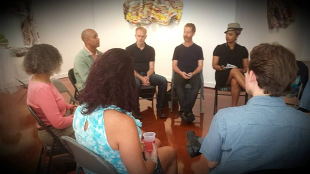 Artist's Talk: Sugar In Our Blood: Queer Art and Spirituality