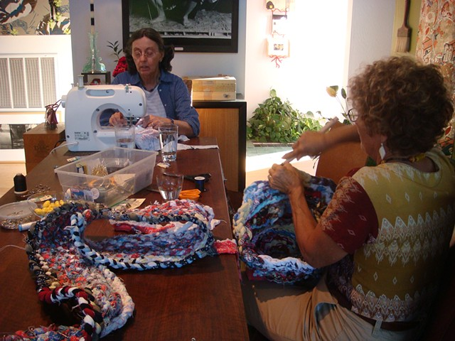 Crochet Jam, Chico, California