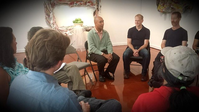 Panel Discussion - Sugar in Our Blood: Queer Art & Spirituality
