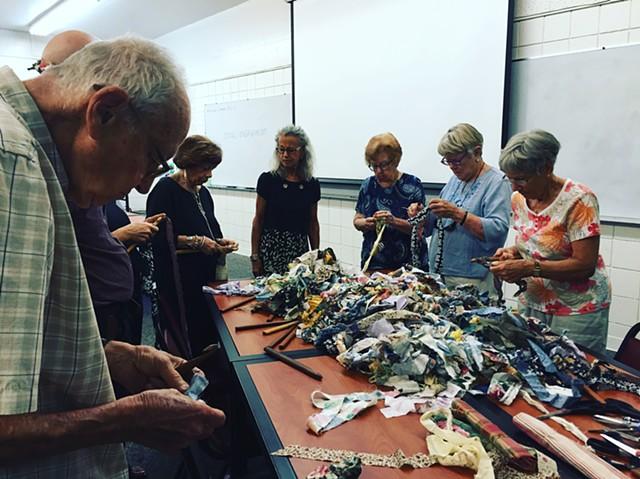 Crochet Jam, Osher Lifelong Learning Institute, California State, Chico (CSU)
