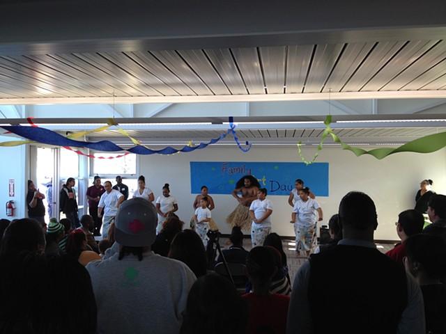 Crochet Jam, SF ArtSpan, Family Art Day