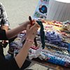 Crochet Jam, Maker Faire