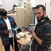Crochet Jam, Get High on Mountains: Artist & Creative Space, SF 2017