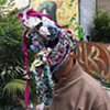 Crochet Jam at Counter Pulse's Block Fest in the Tenderloin National Forest  May 2017