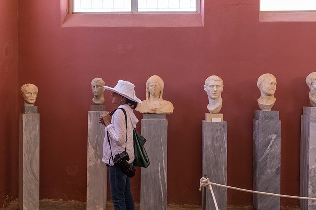 Archaeological Museum of Delos, Greece
