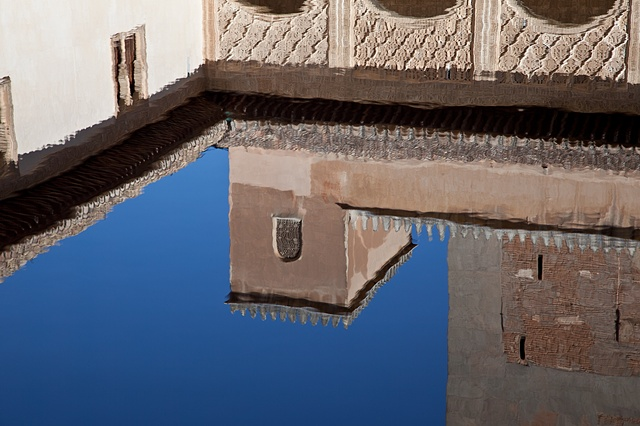 Reflections of the Alahambra II