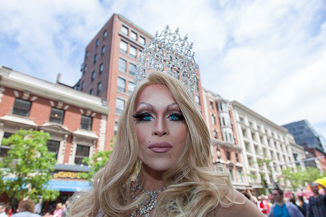 Gay Pride Parade, Boston