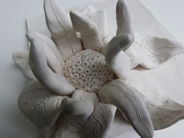 Carnivorous Flower (tile detail)
