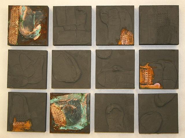 3 dimensional multi pieced sculpture